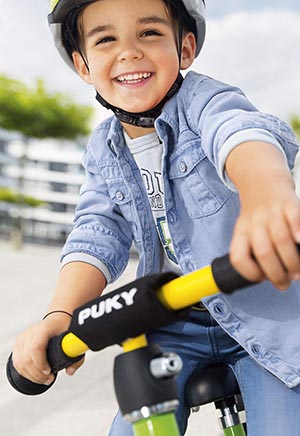 колело PUKY - практичният избор