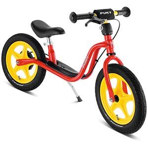 детско колело за височина от 90 см PUKY LR 1L Br red