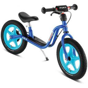 lr1 br син футбол колело за балансиране PUKY LR 1L Br blue football