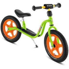 lr1 киви и оранжево колело за баланс PUKY LR 1L kiwi orange 2017