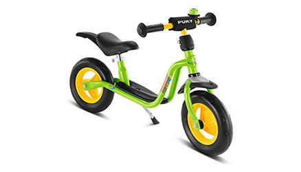 баланс колело за 2 годишно дете PUKY LR M Plus kiwi