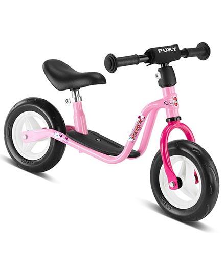 колело за баланс PUKY LR M розово колело без педали