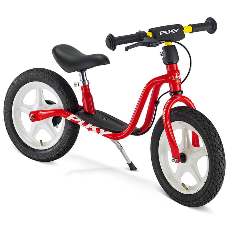 колело за баланс PUKY LR 1L Br детско колело за височина от 90 см колело за баланс за възраст от 2,5 години